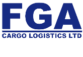 Freight forwarder: FGA Cargo Logistics